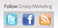 Follow Crosby Marketing